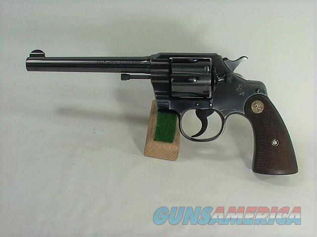 "D30X COLT ARMY SPECIAL 32-20 6""  Guns > Pistols > Colt Double Action Revolvers- Modern"