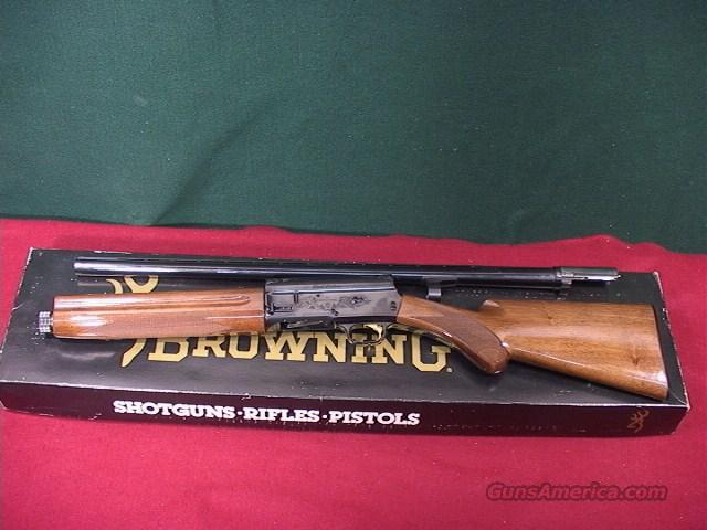 326o BROWNING A-5 SWEET 16 JAP  Guns > Shotguns > Browning Shotguns > Autoloaders > Hunting