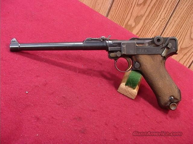 C621R LUGER ARTILLERY DWM 1917 9MM  Guns > Pistols > Luger Pistols