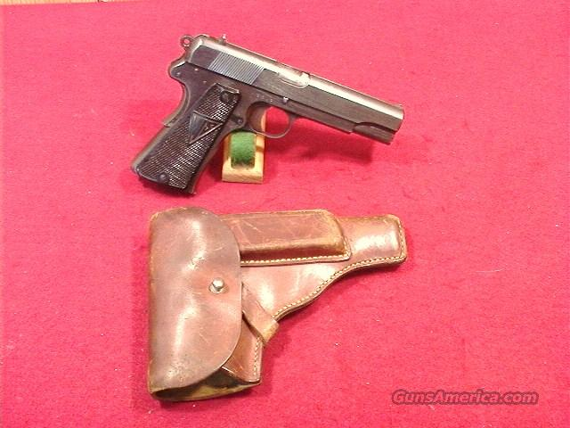 C532R POLISH RADOM P35 9MM  Guns > Pistols > Military Misc. Pistols Non-US