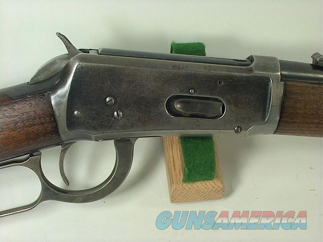 227W WINCHESTER 1894 32 SP SADDLE RING CARBINE  Guns > Rifles > Winchester Rifles - Modern Lever > Model 94 > Pre-64