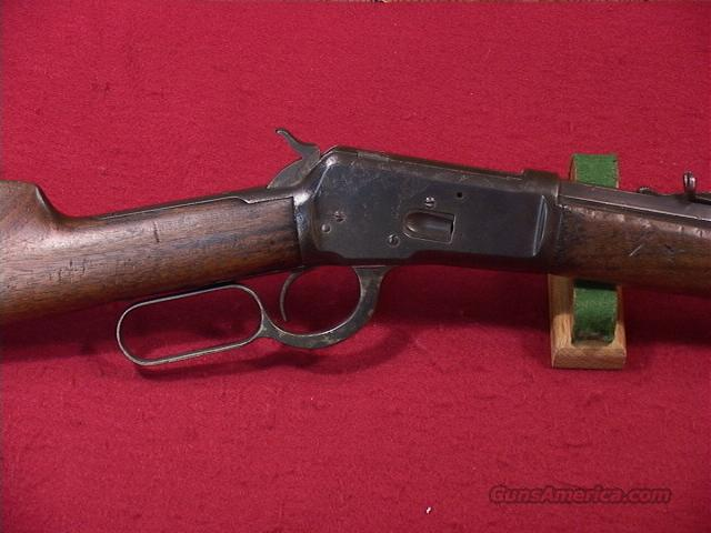 165T WINCHESTER 1892 38-40 OCT. RIFLE  Guns > Rifles > Winchester Rifles - Modern Lever > Other Lever > Pre-64
