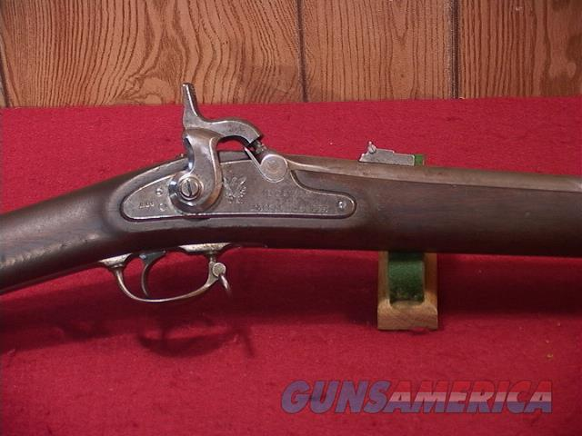 918 US MODEL 1861 S. NORRIS & W.T. CLEMENT 58 CAL  Guns > Rifles > Military Misc. Rifles US > Pre-1900