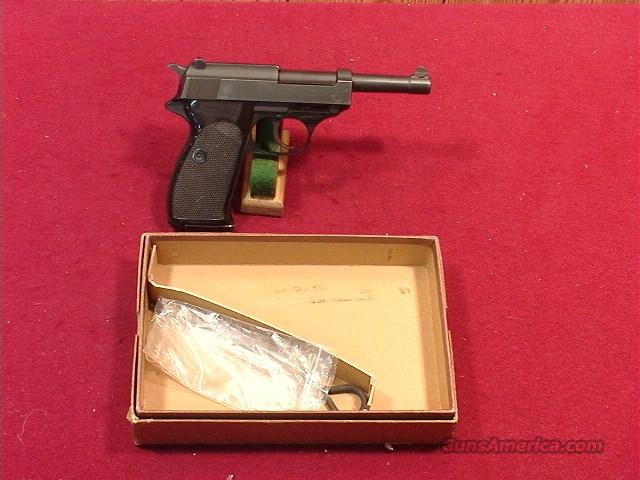 C593R WALTHER P38 9MM  Guns > Pistols > Walther Pistols > Post WWII > P38