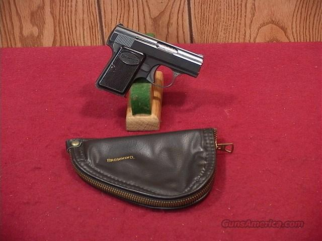 274R FN BROWNING BABY 25ACP  Guns > Pistols > Browning Pistols > Baby Browning