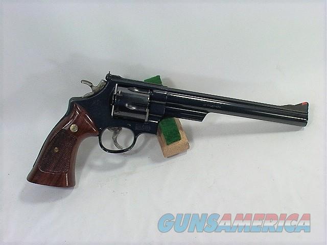 "D42X S&W 57 41 MG 8 3/8""  Guns > Pistols > Smith & Wesson Revolvers > Full Frame Revolver"