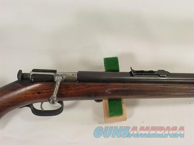 19W WINCHESTER 60A 22 SINGLE SHOT  Guns > Rifles > Winchester Rifles - Modern Bolt/Auto/Single > .22 Boys Rifles