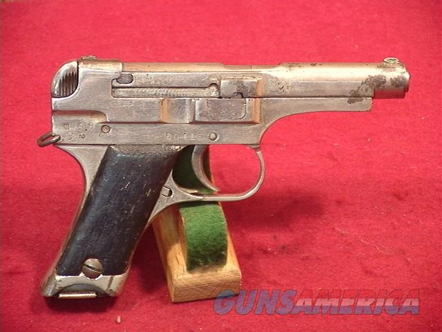 C562R NAMBU TYPE 94 8MM  Guns > Pistols > Military Misc. Pistols Non-US
