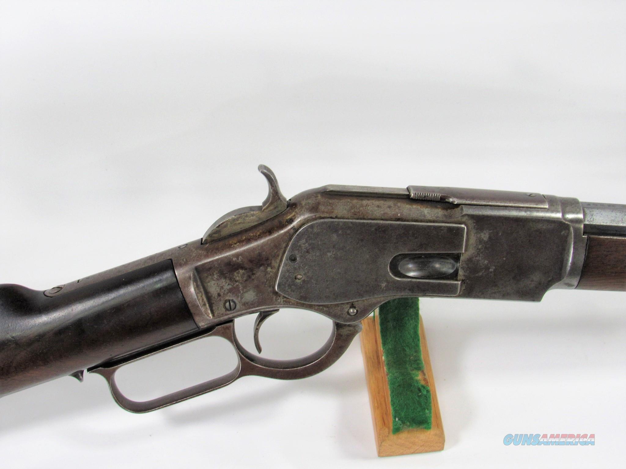 1011 WINCHESTER 1873 32-20  Guns > Rifles > Winchester Rifles - Pre-1899 Lever