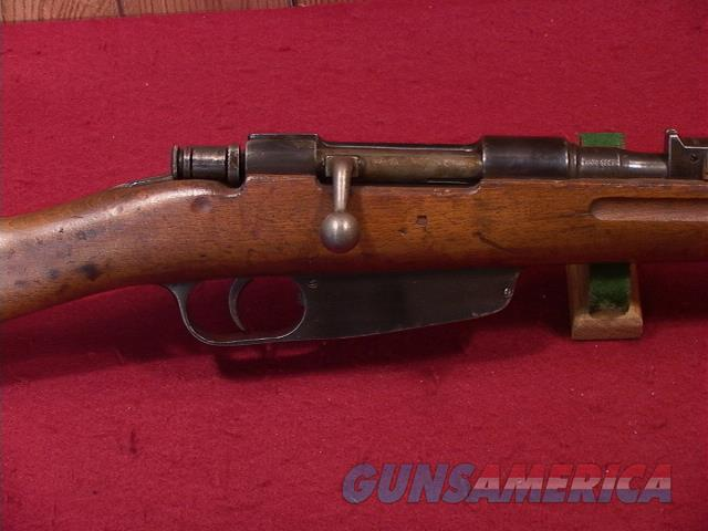 19V CARCANO 1938 SHORT RIFLE 7.35  Guns > Rifles > Military Misc. Rifles Non-US > Other