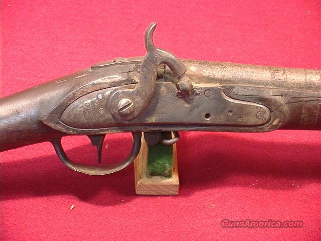 C78 SPRINGFIELD 1825 CONVERTED TO PERCUSSION  Guns > Rifles > Muzzleloading Pre-1899 Rifles (perc)