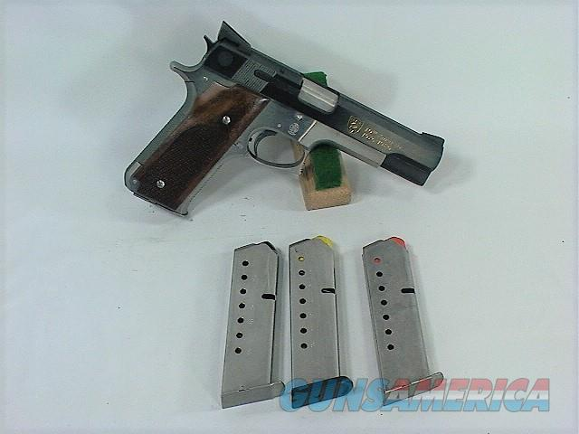D16X S&W 745 45 ACP IPSC 10TH ANNIVERSERY  Guns > Pistols > Smith & Wesson Pistols - Autos > Steel Frame