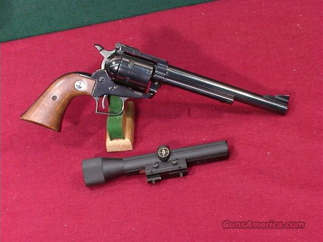 "247o RUGER SUPER BLACKHAWK 44MG 7 1/2"" OLD MODEL  Guns > Pistols > Ruger Single Action Revolvers > Blackhawk Type"