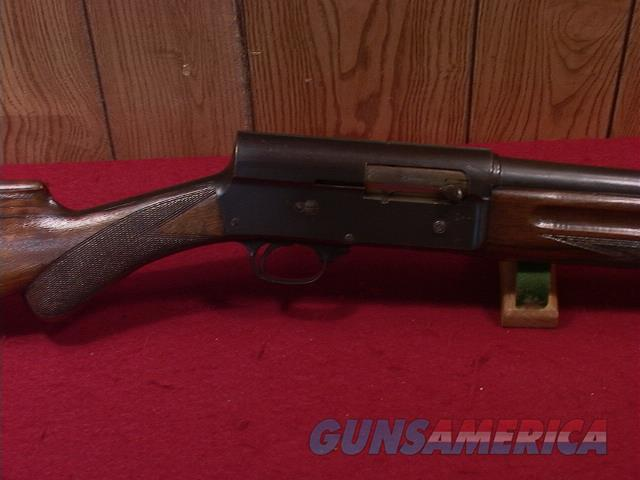194U BROWNING A-5 16GA  Guns > Shotguns > Browning Shotguns > Autoloaders > Hunting