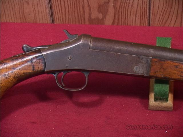 91T H&R 1900 SINGLE 16GA  Guns > Shotguns > Harrington & Richardson Shotguns