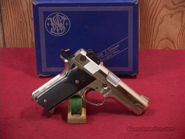 226S S&W 559 9MM NICKEL  Guns > Pistols > Smith & Wesson Pistols - Autos > Alloy Frame