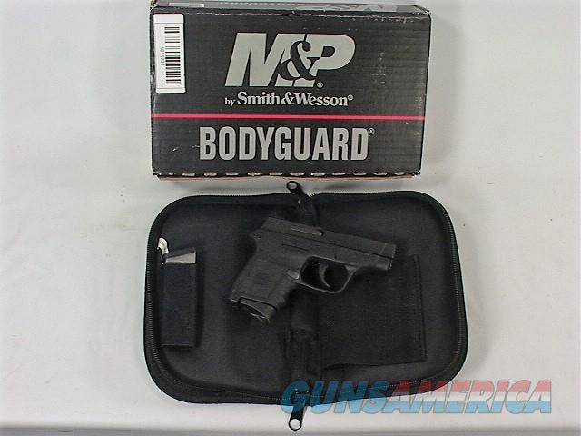 55X S&W M&P BODYGUARD 380, AS NEW  Guns > Pistols > Smith & Wesson Pistols - Autos > Polymer Frame