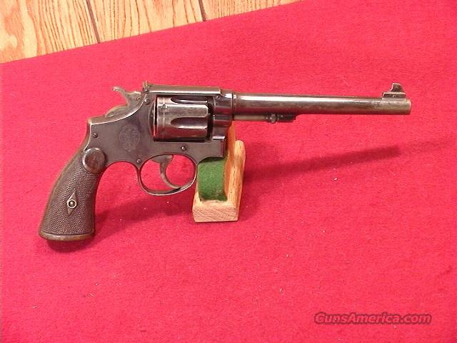C255Q S&W 38 MILITARY AND POLICE  Guns > Pistols > Smith & Wesson Revolvers > Pre-1945