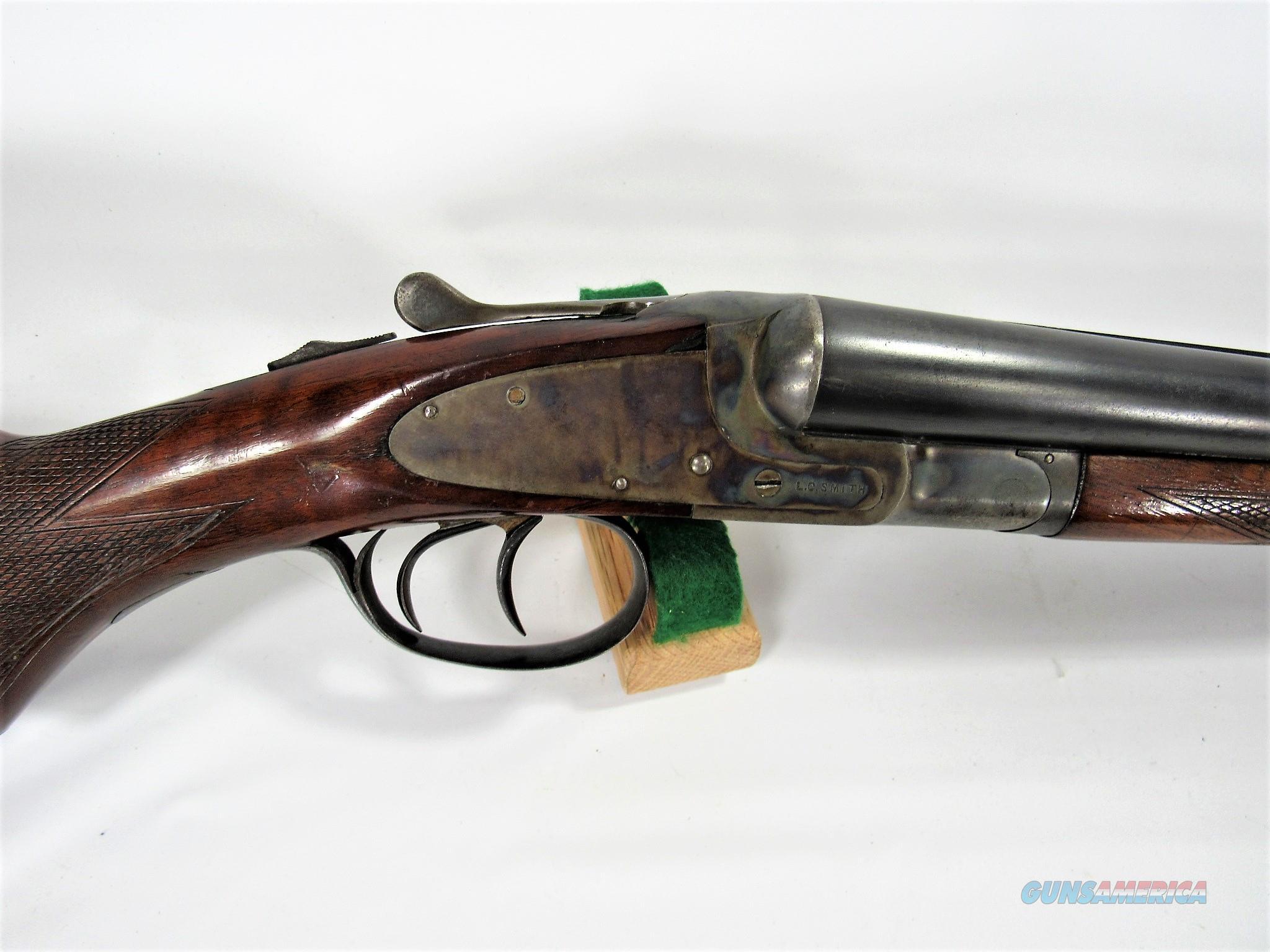 """84Y LC SMITH FIELD FW 12GA 28"""" WITH EJECTORS  Guns > Shotguns > L.C. Smith Shotguns"""