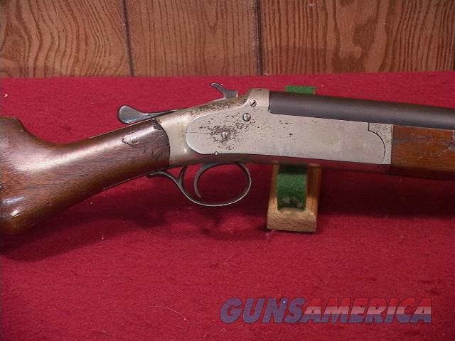 351T IVER JOHNSON SINGLE 12GA  Guns > Shotguns > Iver Johnson Shotguns