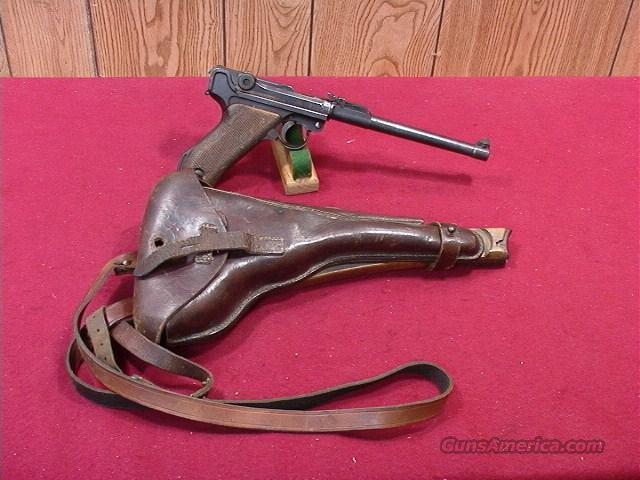 C611R LUGER ARTILLERY DWM 1917 9MM  Guns > Pistols > Luger Pistols