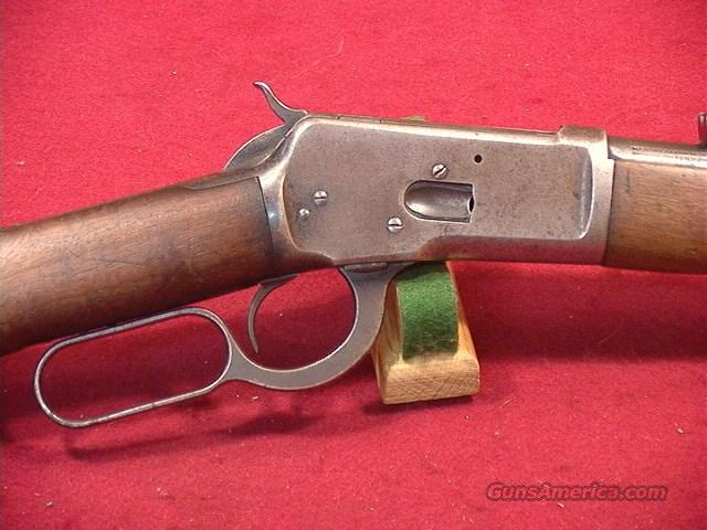 122R WINCHESTER 1892 SRC 44-40  Guns > Rifles > Winchester Rifles - Modern Lever > Other Lever > Pre-64