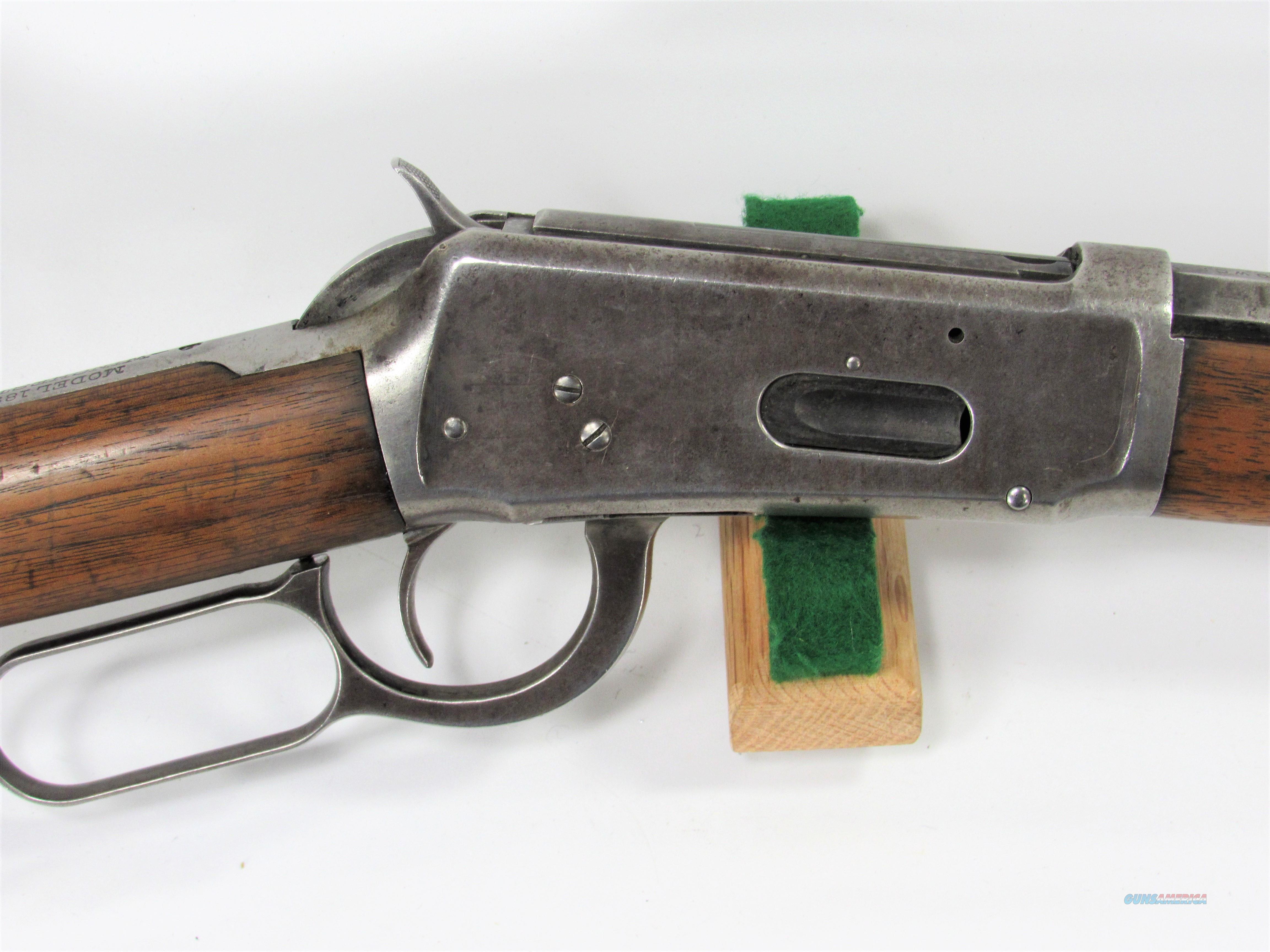 130Y WINCHESTER 1894 30-30 OCTAGON RIFLE  Guns > Rifles > Winchester Rifles - Modern Lever > Model 94 > Pre-64