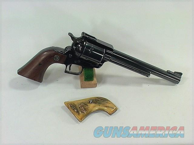 "285X RUGER SUPER BLACKHAWK 44MG 7 ½"", MADE IN 1961  Guns > Pistols > Ruger Single Action Revolvers > Blackhawk Type"