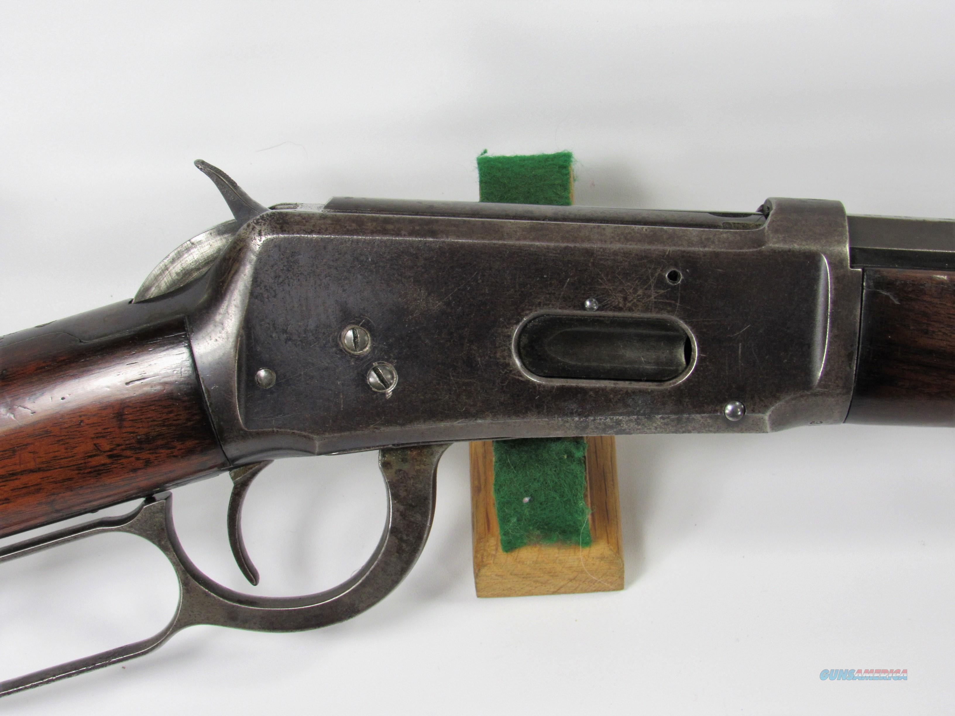 2Y WINCHESTER 1894 38-55 ½ ROUND ½ OCTAGON  Guns > Rifles > Winchester Rifles - Modern Lever > Model 94 > Pre-64