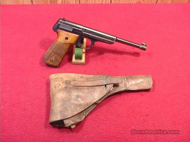C473Q WALTHER SELF LOADING SPORT PISTOL  Guns > Pistols > Walther Pistols > Pre-1945 > Other