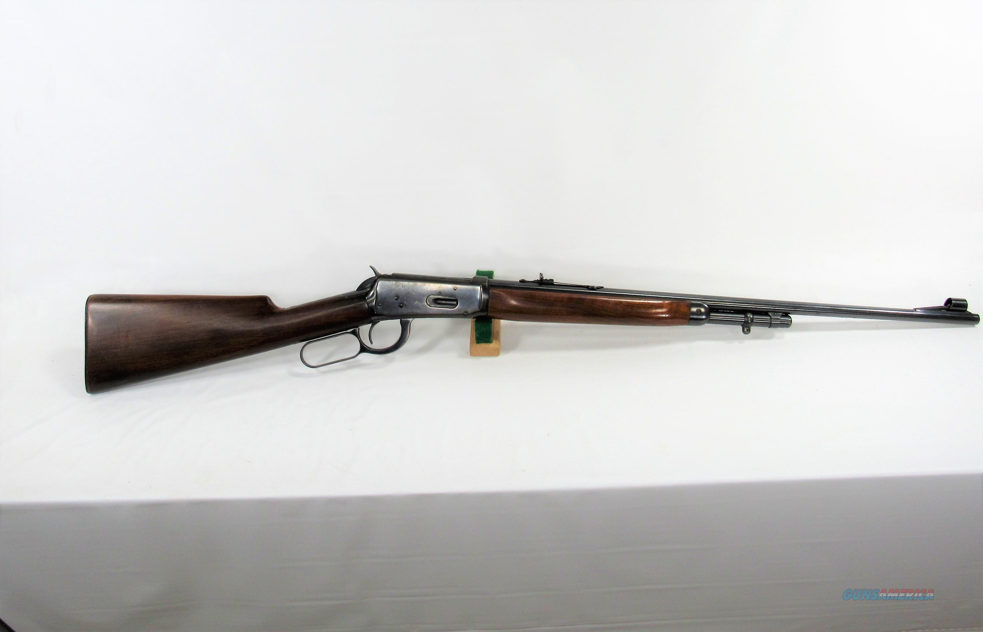 24Z WINCHESTER 94 32SP WITH 64 FRONT END  Guns > Rifles > Winchester Rifles - Modern Lever > Model 94 > Pre-64