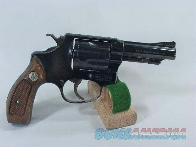 "14W S&W 36 38SP 3"" ROUND BUTT  Guns > Pistols > Smith & Wesson Revolvers > Med. Frame ( K/L )"