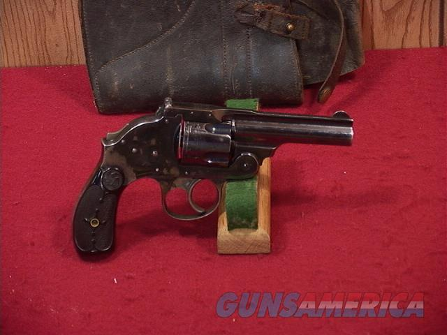 889 AMERICAN ARMS CO. BOSTON DOUBLE ACTION TOP BREAK REVOLVER 38 S&W  Guns > Pistols > American Arms Pistols