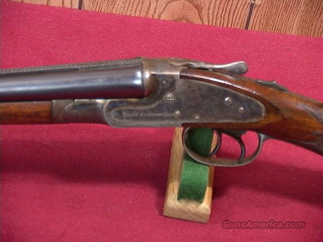 252R CRESCENT QUAIL HAMMERLESS 410  Guns > Shotguns > Double Shotguns (Misc.)  > American