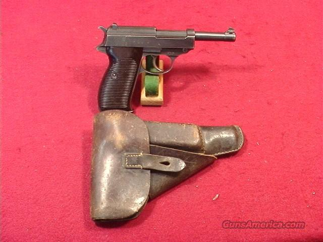 C588R WALTHER P38 C49 9MM  Guns > Pistols > Walther Pistols > Pre-1945 > P-38