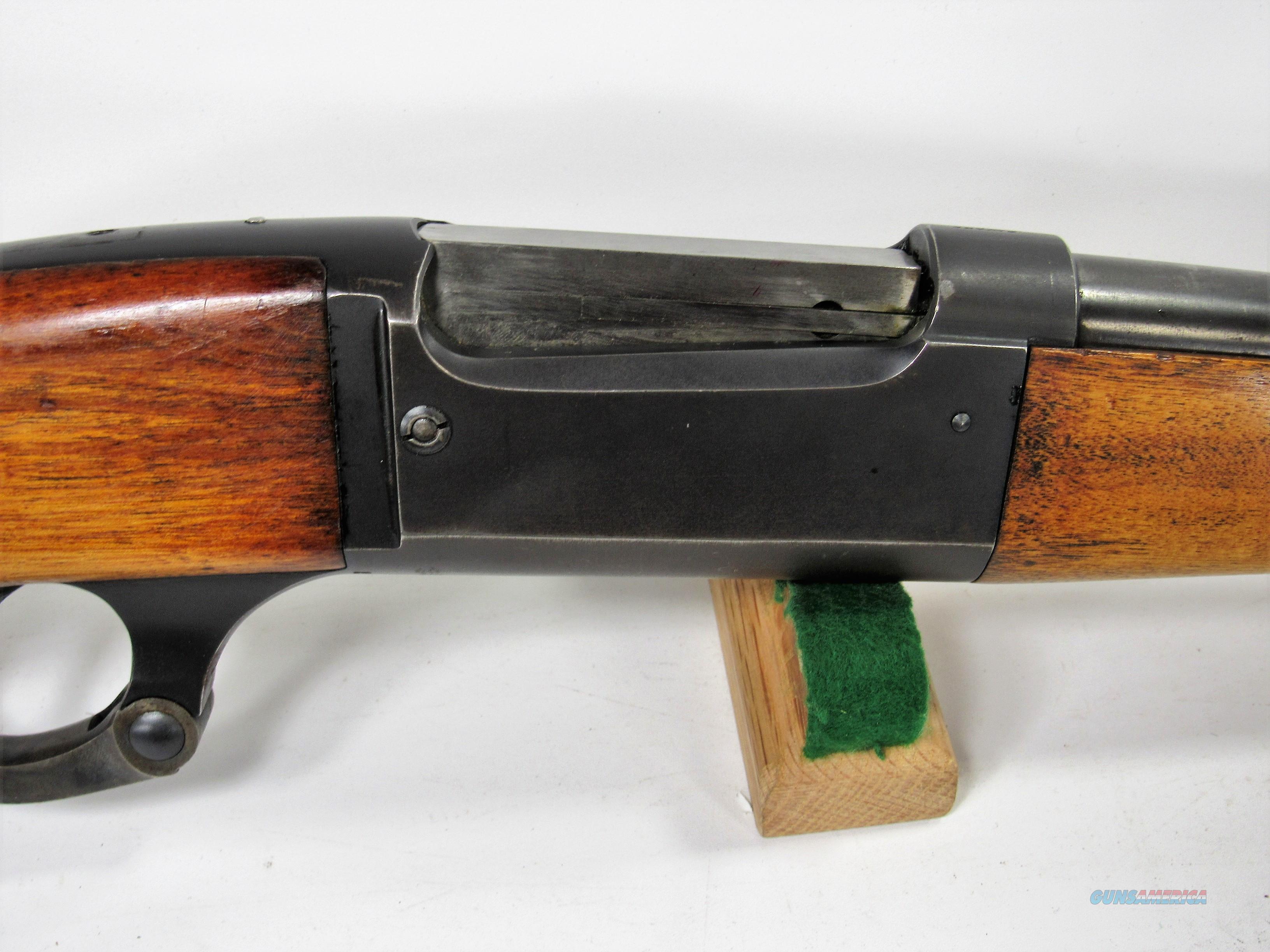 260Q SAVAGE 1899H CARBINE 303  Guns > Rifles > Savage Rifles > Model 95/99 Family