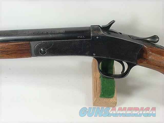 287X WINCHESTER MODEL 20 410  Guns > Shotguns > Winchester Shotguns - Modern > Bolt/Single Shot