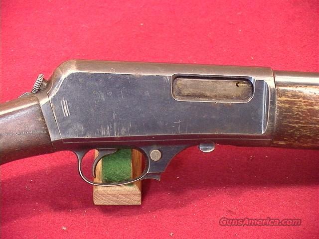 C383Q WINCHESTER 1910 401  Guns > Rifles > Winchester Rifles - Modern Bolt/Auto/Single > Autoloaders