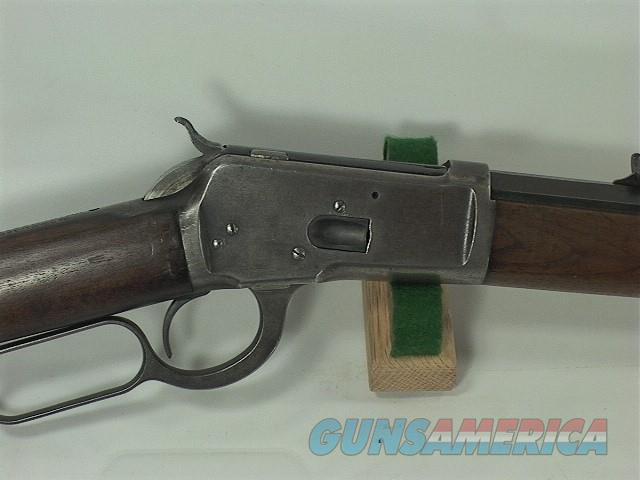 96W WINCHESTER 1892 38-40 OCTAGON RIFLE  Guns > Rifles > Winchester Rifles - Modern Lever > Other Lever > Pre-64