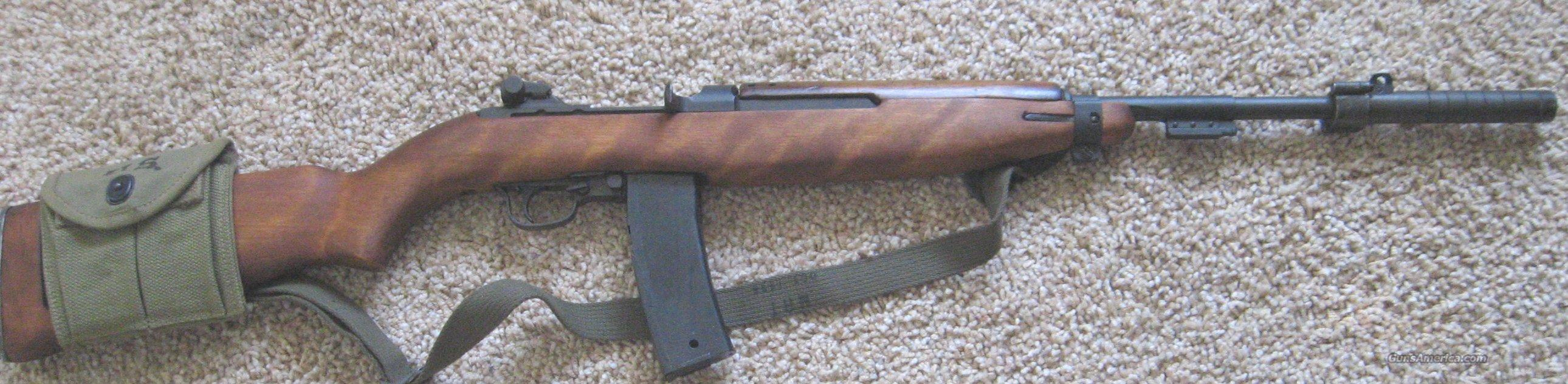 Grenade Launcher, Korean War US M1 Carbine  Guns > Rifles > Military Misc. Rifles US > M1 Carbine