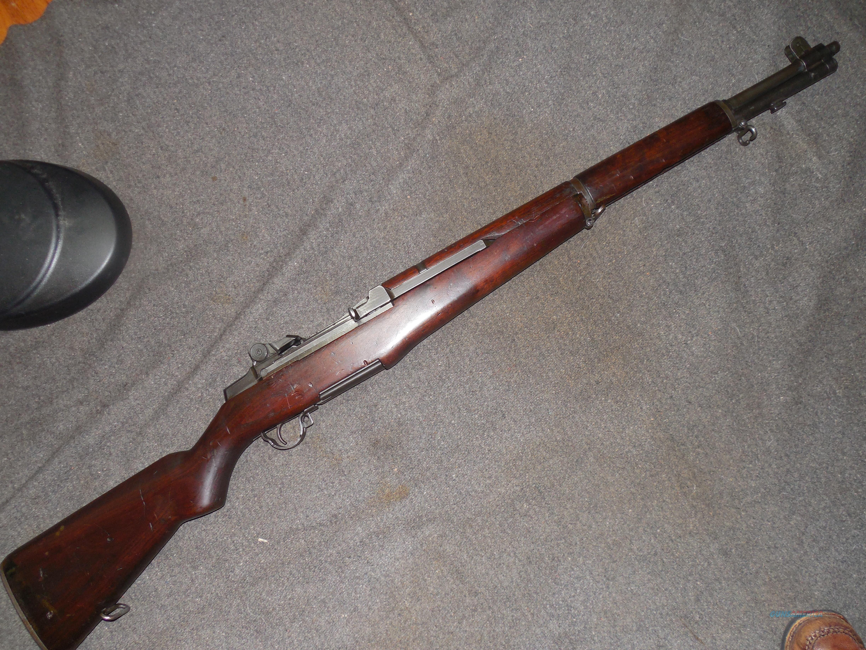 Honest All H&R w/great bore  Guns > Rifles > Military Misc. Rifles US > M1 Garand