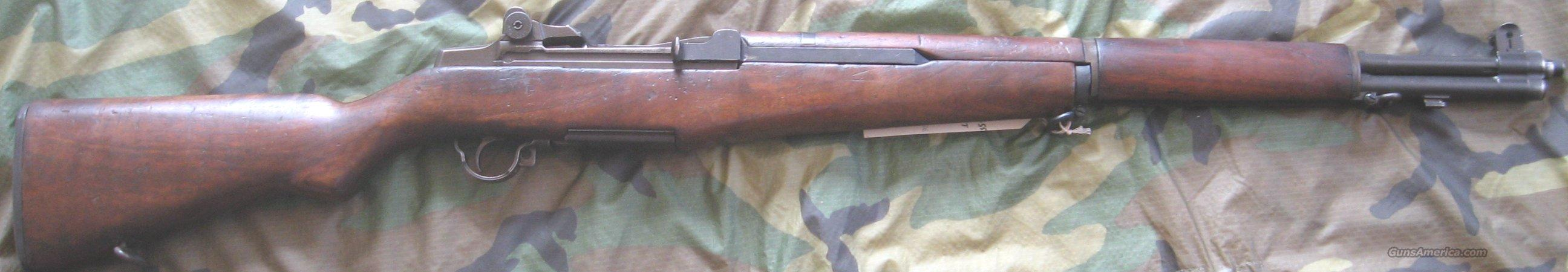 H&R Documented Garand Rifle  Guns > Rifles > Military Misc. Rifles US > M1 Garand