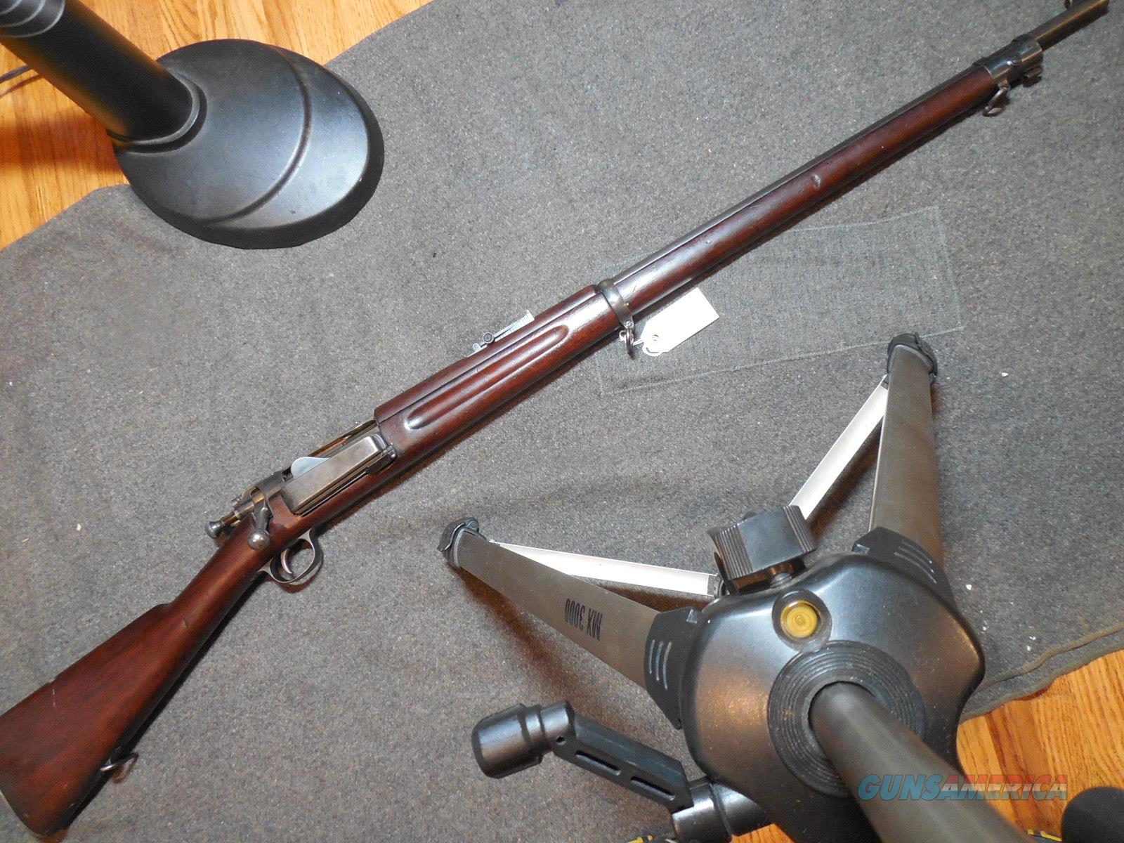 Us Springfield Model 1894 Quot Krag Quot Rifle For Sale