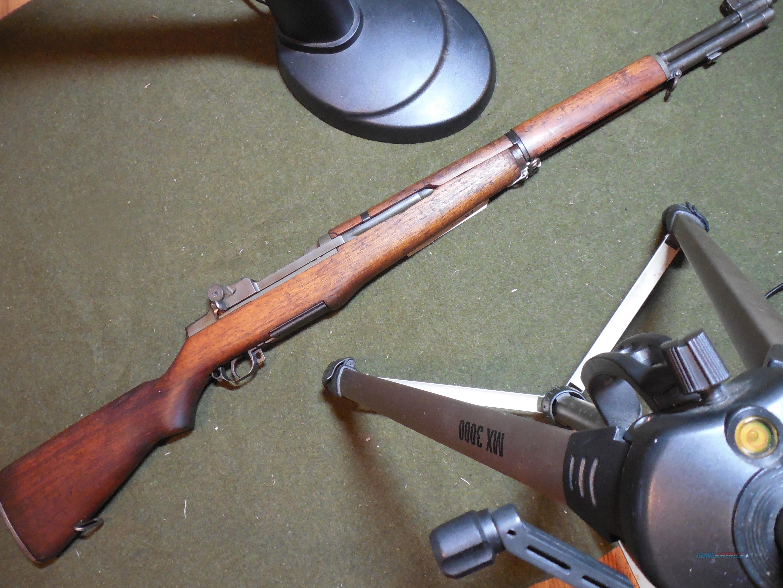 Historic,  US M1 Garand  Guns > Rifles > Military Misc. Rifles US > M1 Garand