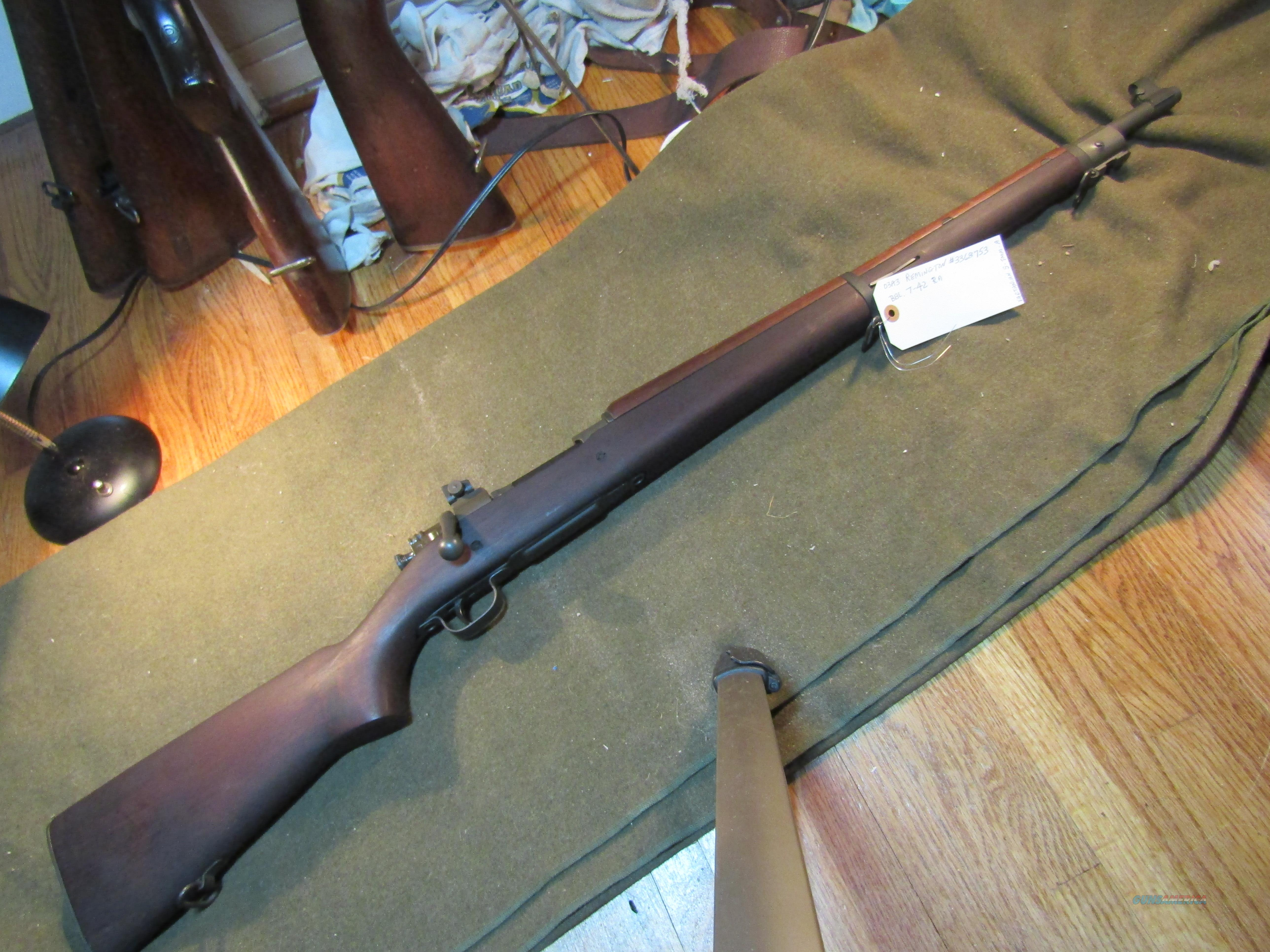 Nearly New Appearing C-Stocked 03A3  Guns > Rifles > Military Misc. Rifles US > 1903 Springfield/Variants