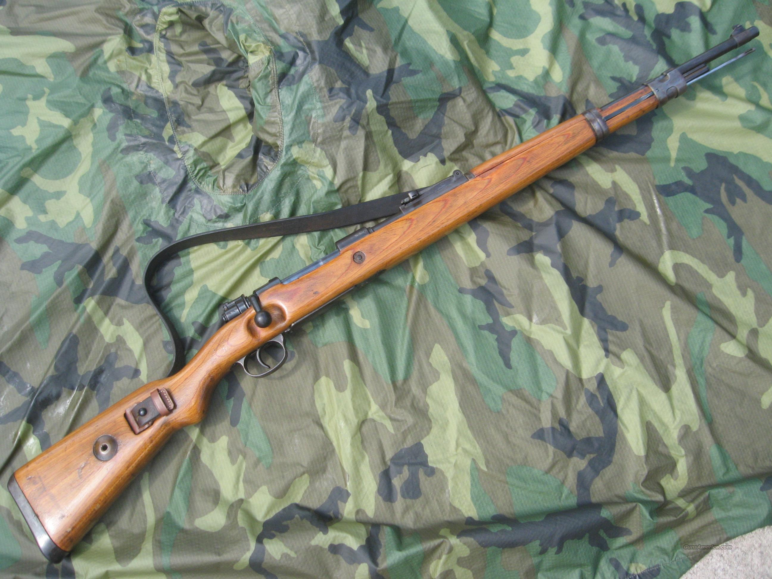 WWII German K98k Bring-backI Mauser  Guns > Rifles > Military Misc. Rifles Non-US > Other