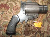 WWII British Aircraft Flare Pistol  Military Misc. Flareguns
