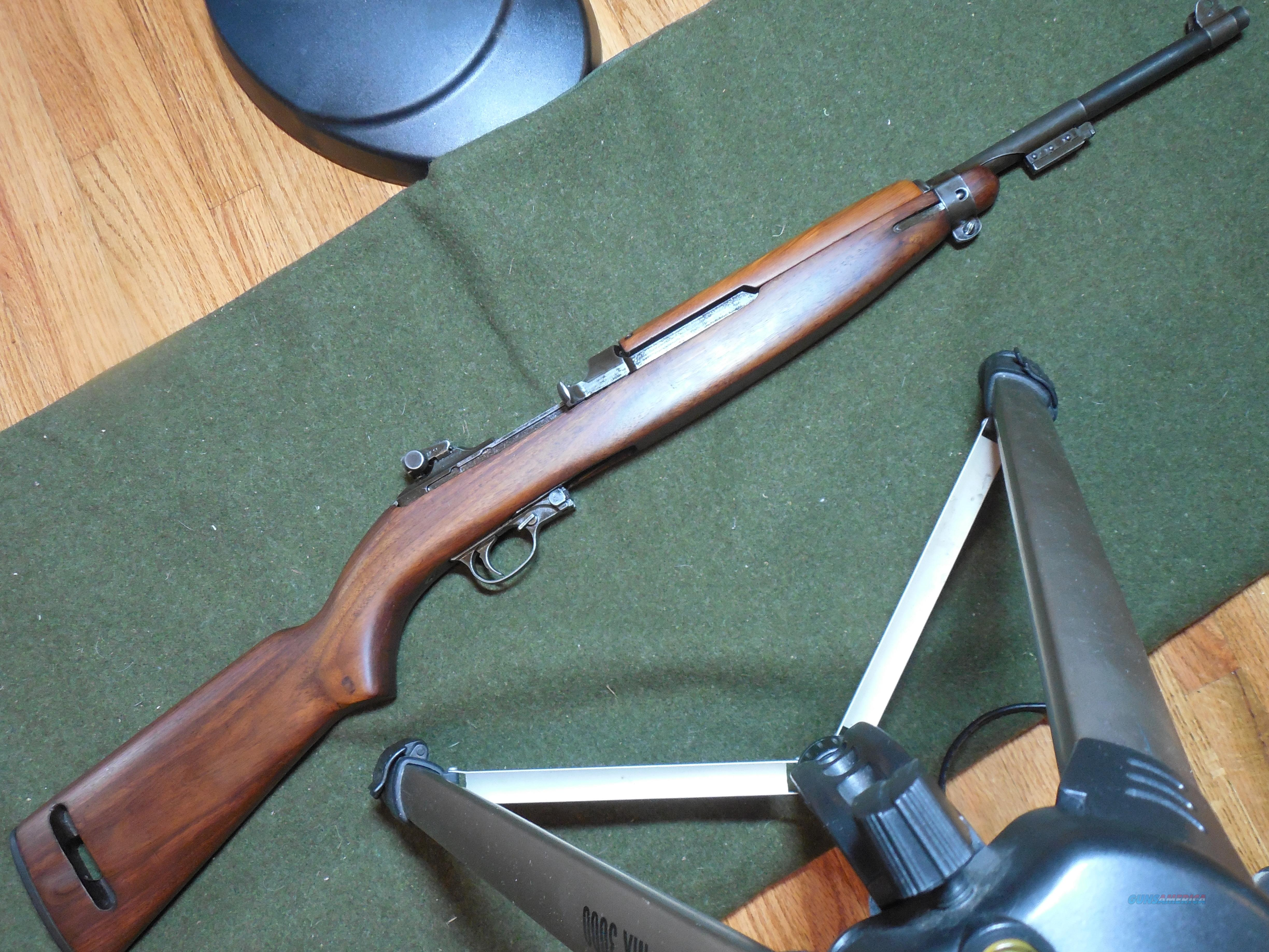 US M1 Carbine From WWII. Offers considered.   Guns > Rifles > Military Misc. Rifles US > M1 Carbine