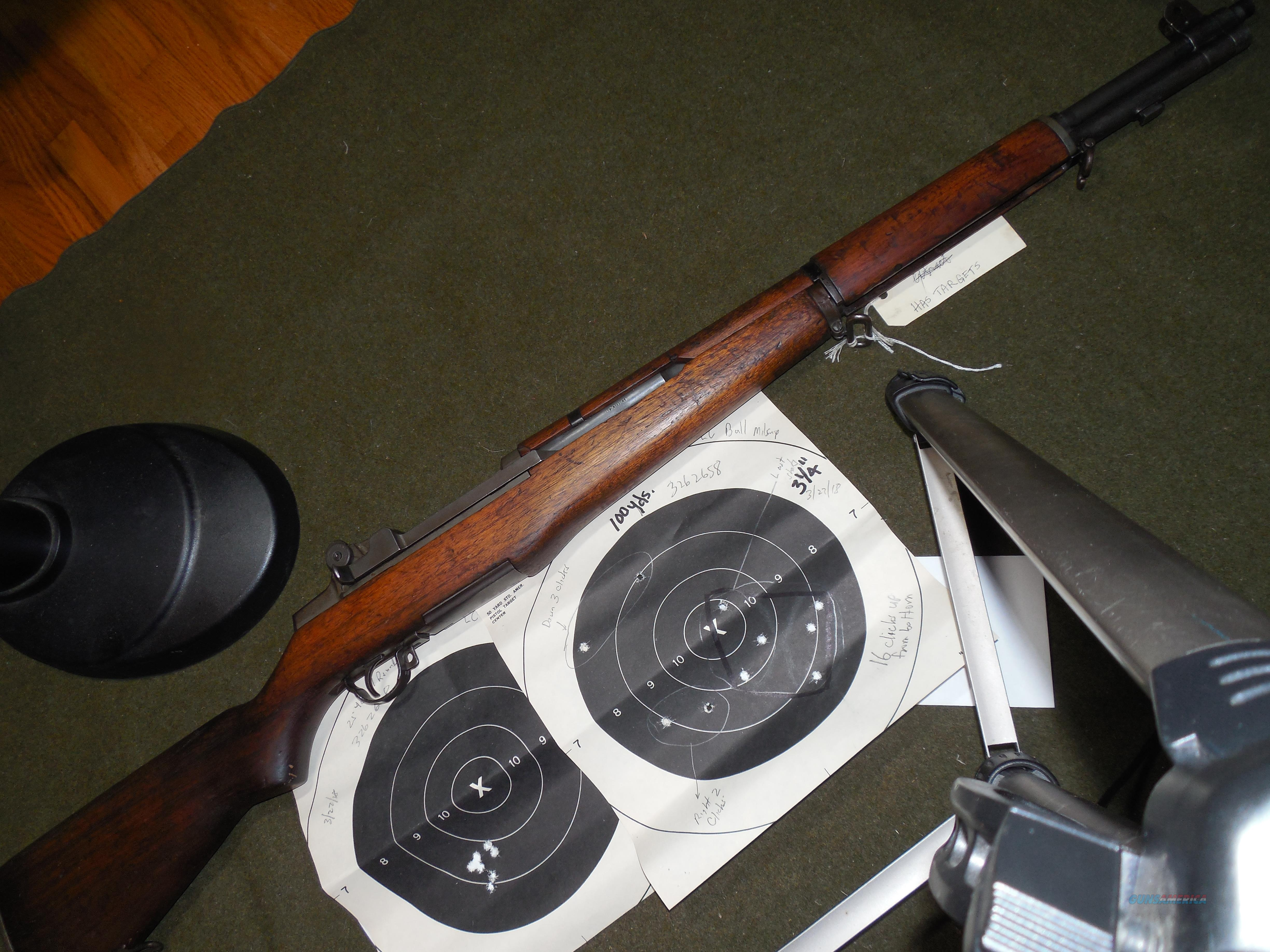 Historic 1944 M1 Rifle, Grand Shooter  Guns > Rifles > Military Misc. Rifles US > M1 Garand