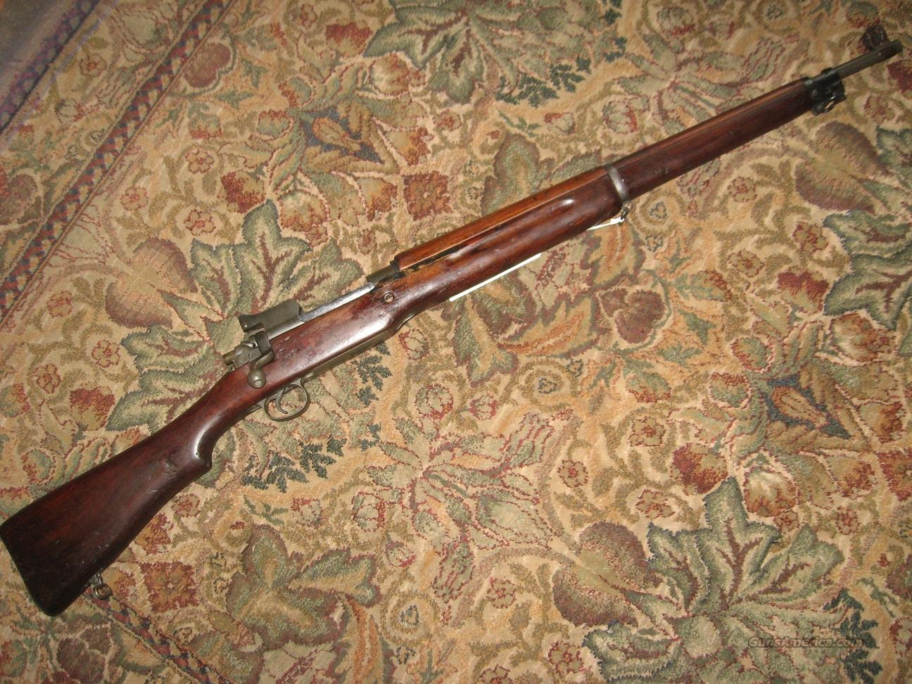 US Model of 1917 Remington Made  Guns > Rifles > Military Misc. Rifles US > Model 1917 Variants